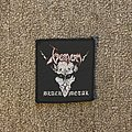 Venom - Patch - Black Metal