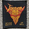 Venom - Patch - Seven Dates