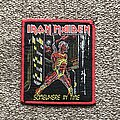 Iron Maiden - Patch - Somewhere in Time
