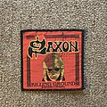 Saxon - Patch - Killing Ground