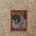 Necrot - Patch - Blood Offerings