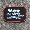Yes - Patch - Drama Tour 1980