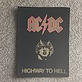AC/DC - Patch - HIghway to Hell Mini Back Patch