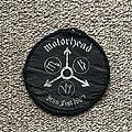 Motörhead - Patch - Iron Fist 1982