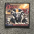 Saxon - Patch - Unleash the Beast