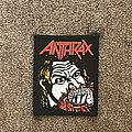 Anthrax - Patch - Fistful of Metal