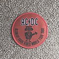 AC/DC - Patch - Blow Up Your Video World Tour 1988