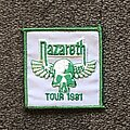 Nazareth - Patch - Tour 1981