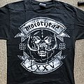 Motorhead 'XXXV' official shirt
