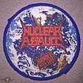 Nuclear Assault original Handle w Care Patch