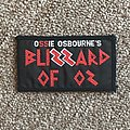 Ozzy Osbourne - Patch - Ossie