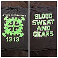 TShirt or Longsleeve - Type O Negative - Blood Sweat and Gears