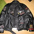Battle Jacket - Virgin Leather Jacket