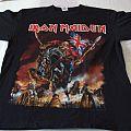 Iron Maiden Maiden England Euro Tourshirt