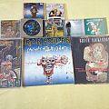 Record Fair - Iron Maiden Stuff Tape / Vinyl / CD / Recording etc
