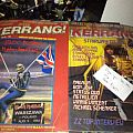 Old Metal Magazines Other Collectable