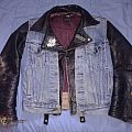 Battle Jacket - Denim & Leather