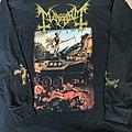 Mayhem - TShirt or Longsleeve - Mayhem River of Blood 1998 LS