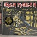 Iron Maiden - Piece of Mind (Compact Disc) Tape / Vinyl / CD / Recording etc