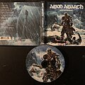 Amon Amarth - Tape / Vinyl / CD / Recording etc - Amon Amarth - Jomsviking CD