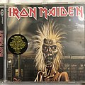 Iron Maiden - Iron Maiden (Compact Disc) Tape / Vinyl / CD / Recording etc