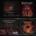 Onslaught - Tape / Vinyl / CD / Recording etc - Onslaught - Killing Peace CD