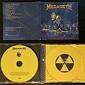 Megadeth - Tape / Vinyl / CD / Recording etc - Megadeth - Rust in Peace CD
