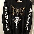 Mayhem - Daemon longsleeve TShirt or Longsleeve