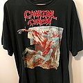 Cannibal Corpse - Tomb of the Mutilated (Old school T-shirt)