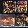 Nile - Tape / Vinyl / CD / Recording etc - Nile - Amongst the Catacombs of Nephren-Ka CD