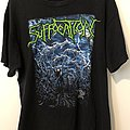 Suffocation - Pierced From Within (old school t shirt)