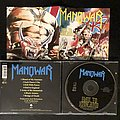Manowar - Tape / Vinyl / CD / Recording etc - Manowar - Hail to England CD