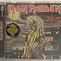 Iron Maiden - Killers  (Compact Disc) Tape / Vinyl / CD / Recording etc