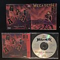 Megadeth - Tape / Vinyl / CD / Recording etc - Megadeth - Peace sells... CD (First Press)