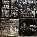 Unholy Obscurity - Tape / Vinyl / CD / Recording etc - Unholy Obscurity - Darkest Hour of Humanity CD