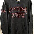 "Cannibal Corpse - Hooded Top - Cannibal Corpse - Caged... Contorted ""1988 Death Metal 2013"" anniversary..."