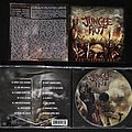 Jungle Rot - Tape / Vinyl / CD / Recording etc - Jungle Rot - What Horrors Await CD