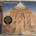 Iron Maiden - Powerslave (Compact Disc) Tape / Vinyl / CD / Recording etc