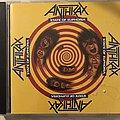 Anthrax - State of Euphoria (CD) Tape / Vinyl / CD / Recording etc