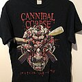 Cannibal Corpse - TShirt or Longsleeve - Cannibal Corpse - Summer Europe Tour 2015 (Icepick Lobotomy/A Skeletal Domain)