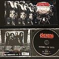 Kreator - Tape / Vinyl / CD / Recording etc - Kreator - Enemy of God CD