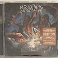 Krisiun - Tape / Vinyl / CD / Recording etc - Krisiun - Scourge of the Enthroned CD