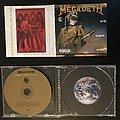 Megadeth - Tape / Vinyl / CD / Recording etc - Megadeth - So Far, So Good, So What! CD