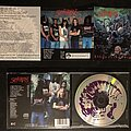 Suffocation - Tape / Vinyl / CD / Recording etc - Suffocation - Effigy of the Forgotten CD