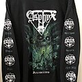 Asphyx - TShirt or Longsleeve - Asphyx - Necroceros Release Show 23.01.2021