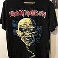 Iron Maiden - Piece of Mind shirt