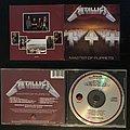 Metallica - Tape / Vinyl / CD / Recording etc - Metallica - Master of Puppets CD