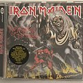 Iron Maiden - The Number of the Beast (Compact Disc) Tape / Vinyl / CD / Recording etc