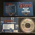 Saxon - Tape / Vinyl / CD / Recording etc - Saxon - Denim and Leather CD