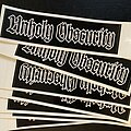 Unholy Obscurity - Other Collectable - Unholy Obscurity Stickers